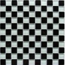 Crystal Black White 30x30