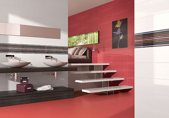 Ape ligne rojo for Ligne decor